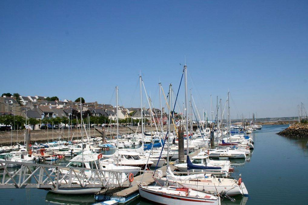 treboul port de plaisance