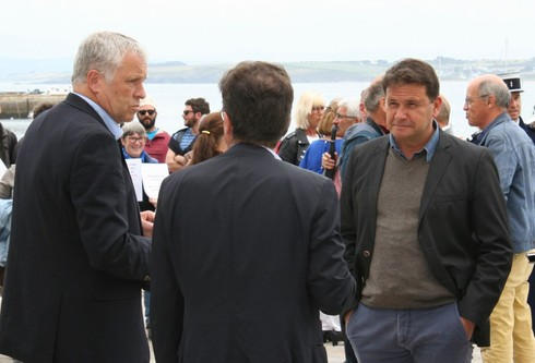 Retour en images - Inauguration officielle du Port du Rosmeur