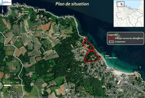 Modification simplifiée n°2 du Plan Local d'Urbanisme de la commune de Douarnenez