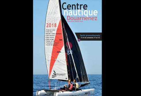 Documentation du Centre Nautique 2018 et bulletin d'inscription